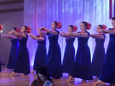 ウェスティンホテル「ハワイアンフラフェスティバル2018」